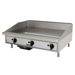 Toastmaster - TMGM36 - Pro-Series™ 36 in Manual Countertop Gas Griddle image