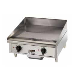 Toastmaster - TMGT24 - 24 in PRO-SERIES™ Thermostatic Countertop Gas Griddle image