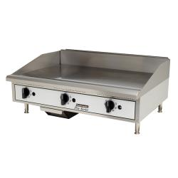 Toastmaster - TMGT36 - 36 in Pro-Series™ Thermostatic Countertop Gas Griddle image
