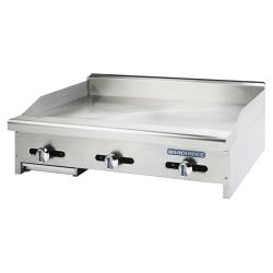 Turbo Air - TAMG-36 - Radiance 36 in Countertop Gas Griddle image