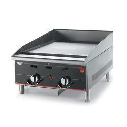 Vollrath - 924GGT - 24 in Cayenne Heavy Duty Flat Top Gas Griddle image
