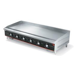 Vollrath - 972GGM - 72 in Cayenne® Heavy Duty Flat Top Griddle image
