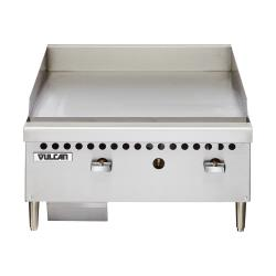 Vulcan - VCRG24-M - 24 in Countertop Gas Griddle image