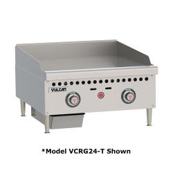 Vulcan - VCRG36-T - 36 in Countertop Gas Griddle image