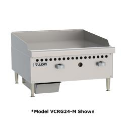 Vulcan - VCRG48-M - 48 in Countertop Gas Griddle image
