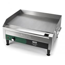 Waring - WGR240X - 24 in x 16 in Countertop Electric Griddle - 240V image