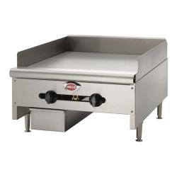 Wells - HDG-3630G - 36 in Manual Gas Griddle image