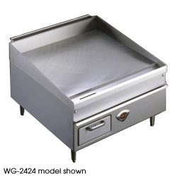 "Wells - WG-3036G - 36"" Thermostatic Gas Griddle image"