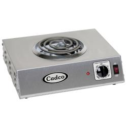 Cadco - CSR-1T - 120V Single Hot Plate image