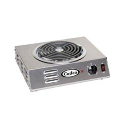Cadco - CSR-3T - Hi-Power Single Hot Plate - 120V/1,500W image