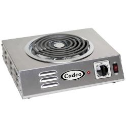 Cadco - CSR-3T - Hi-Power 120V Single Hot Plate image