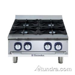 Electrolux-Dito - 169102 - 4 Burner Table Top Gas Range image