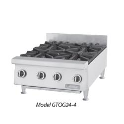 Garland - GTOG24-4  - 24 in Heavy Duty 4 Burner Gas Hot Plate image