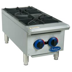 Globe - C12HT - 12 in Chefmate™ Gas Hot Plate image