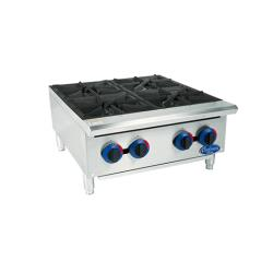 Globe - C24HT - 24 in Chefmate™ Gas Hot Plate image