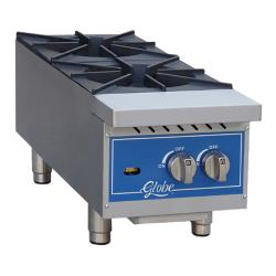 Globe - GHP12G - 12 in Gas Hot Plate image