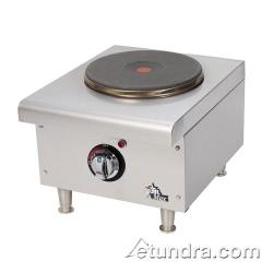 Star - 501FF - Star-Max® Electric 1-Burner Solid Type Hot Plate image