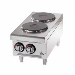 Star - 502FF - Star-Max® Electric 2-Burner Solid Type Hot Plate image