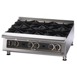 "Star - 802HA - Ultra-Max® 12"" Gas Hot Plate image"