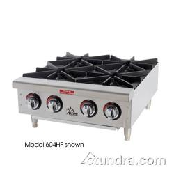 Star Manufacturing - 606HF - Star-Max® 6 Burner Gas Hot Plate image