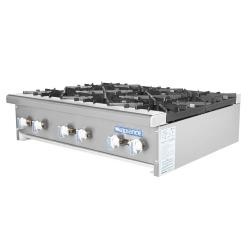 Turbo Air - TAHP-36-6 - Radiance 36 in Open Top Hot Plate image