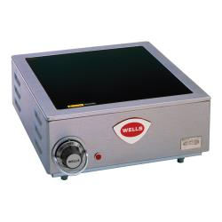Wells - HC-125 - Ceramic Hot Plate w/ 1 Burner image