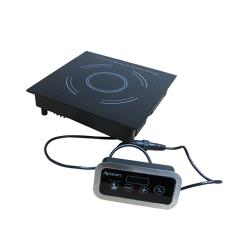 Adcraft - IND-DR120V - Drop-In Induction Cooker with Control Box image
