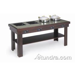 "Vollrath - 75523 - 76"" x 30"" Induction Buffet Table image"