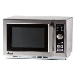 Amana - RCS10DSE - 1000 Watt Dial Type Commercial Microwave Oven image