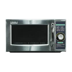 Sharp Electronics - R-21LCFS - 1000 Watt Dial Type Commercial Microwave Oven image