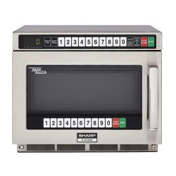 Sharp - R-CD1200M - TwinTouch™ 1200 Watt Commercial Microwave Oven image
