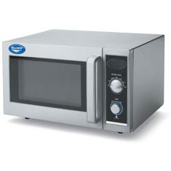 Vollrath - 40830 - 1000 Watt Commerical Microwave Oven - Manual image
