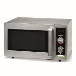 Winco - EMW-1000SD - 1000 Watt Spectrum Dial Type Commercial Microwave Oven image