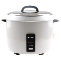 Adcraft - RC-E30 - 30 Cup Electric Commercial Rice Cooker w/ Measuring Cup image