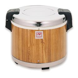 Thunder Group - SEJ18000 - 30 Cup Wood Grain Rice Warmer image