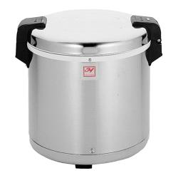 Thunder Group - SEJ22000 - 50 Cup Stainless Steel Rice Warmer image