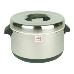 Thunder Group - SEJ74000 - 60 Cup Stainless Steel Sushi Pot image