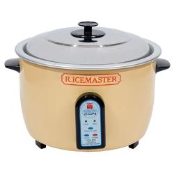 Town Food Service - 56822 - 25 cup RiceMaster® Rice Cooker image