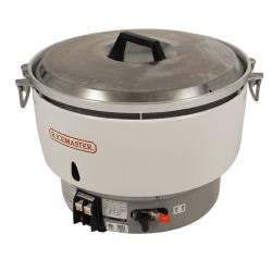 Town Food Service - RM-55N-R - RiceMaster® 55 Cup Commercial Gas Rice Cooker image