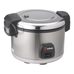 Winco - RC-S300 - 60 Cup Electric Rice Cooker & Warmer image