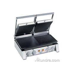 Electrolux-Dito - DGS20U - Libero Dual Panini Grill w/ Ribbed Top & Smooth Bottom Plates image