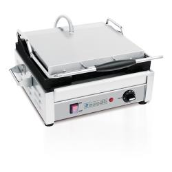 Eurodib - SFE02340-240 - 240V Single Panini Grill w/Smooth Plates image