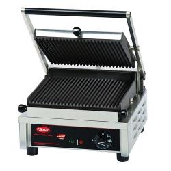 Hatco - MCG10G-120 - 120V 10 in Single Panini Grill image