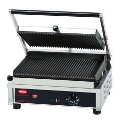 Hatco - MCG14G-208 - 208V 14 in Single Panini Grill image