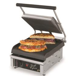 Star - GX10IG - Grill Express™ 10 in Grooved Sandwich Grill image