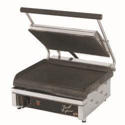 Star Manufacturing - GX14IG - 14 in 120V Grill Express™ Grooved Sandwich Grill image
