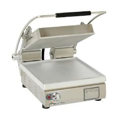 Star - PST14 - Pro Max® 2.0 Aluminum 2-Sided Smooth Panini Grill image