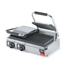 Vollrath - 40795 - Cayenne® Double Cast Iron Panini Grill image