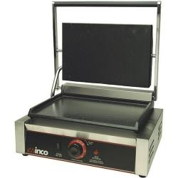 Winco - ESG-1 - 14 in Single Sandwich Grill image