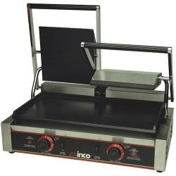 Winco - ESG-2 - 19 in Double Sandwich Grill image